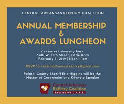Annual Membership Luncheon - February 7