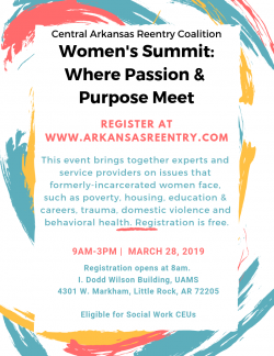 Womens Summit - March 28